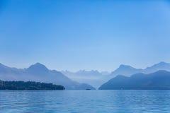 Lake Lucerne, Schweitz Royaltyfria Foton