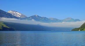Lake Lucerne,Switzerland Stock Photos