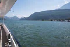 Lake Lucerne, Switzerland Royalty Free Stock Images