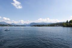 Lake Lucerne, Switzerland Royalty Free Stock Photo