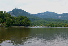 Lake Lure Royalty Free Stock Photo