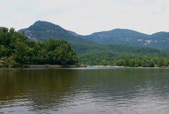 Lake Lure Royalty Free Stock Photo