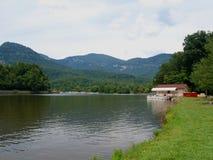 Lake Lure Stock Photo