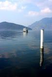 Lake of Luzern. Mountain view Royalty Free Stock Photo