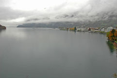 Lake Luzern Royalty Free Stock Photo