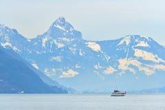 Lake Luzern Stock Photography