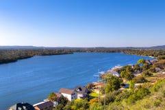 Lake Lyndon B. Johnson Royalty Free Stock Image