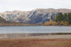 Lake Lyndon, NZL Stock Photo