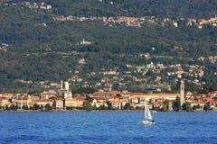 Lake Maggiore. Stock Images