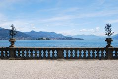 Lake Maggiore Royalty Free Stock Images