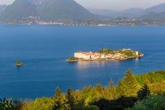 Lake Maggiore, Island Bella, Stresa italy Royalty Free Stock Images