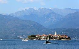 Lake Maggiore Royalty Free Stock Photo