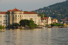 Lake Maggiore - Isola Bella Royalty Free Stock Photography