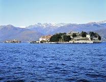 Lake Maggiore, Isola Bella, Stresa Italy Stock Photos
