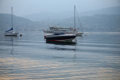 Lake Maggiore Italy Royalty Free Stock Images