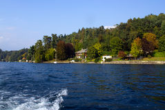 Lake Maggiore Royalty Free Stock Photography