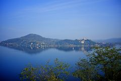 Lake Maggiore Stock Photos