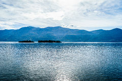 Lake Maggiore, Switzerland Stock Photos