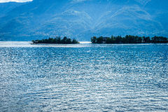 Lake Maggiore, Switzerland Royalty Free Stock Images
