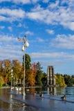 Lake Maggiore. Verbania Pallanza, Italy Royalty Free Stock Photography