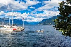 Lake Maggiore Stock Photography