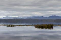 Lake Mahinapua Royalty Free Stock Images