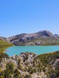 Lake on Majorca Stock Photography
