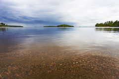 Lake Malaren Royalty Free Stock Photography