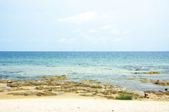 Lake Malawi on a Clear Summers Day Royalty Free Stock Photos