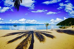 Lake Malawi Stock Image