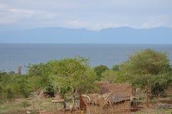 Lake Malawi - Malawi Stock Image