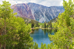 Lake at Mammoth Lakes Royalty Free Stock Image