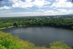 Lake in Managua, Nicaragua Stock Images