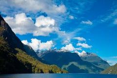 Lake Manapouri Stock Photo