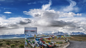 Lake Manasarovar Stock Images