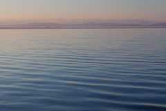Lake Manasarovar in Western Tibet Royalty Free Stock Photo