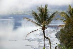 Lake maninjau Royalty Free Stock Photo