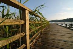 Lake in Mazury Region Poland Royalty Free Stock Image