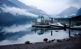 Lake Mcdonald Royalty Free Stock Images