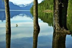 Lake McDonald Royalty Free Stock Photo