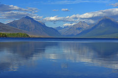 Lake McDonald Glacier National Park Stock Images