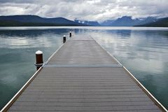 Lake McDonald Montana Stock Photography