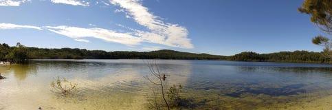 Lake McKenzie, Fraser Island, Queensland, Australia Stock Photos