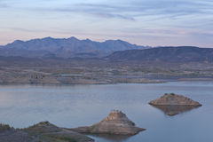 Lake Mead-02 stock images