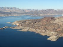 Lake Mead Royalty Free Stock Photo