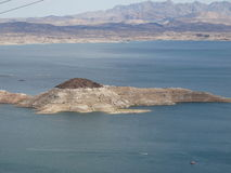Lake mead Royalty Free Stock Photos