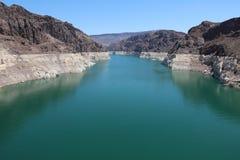 Lake Mead on Colorado River Stock Photos
