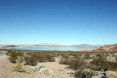 Lake Mead Stock Photography