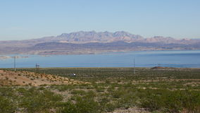 Lake Mead National Park in Nevada Royalty Free Stock Photos