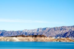 Lake Mead National Recreation Area Stock Image